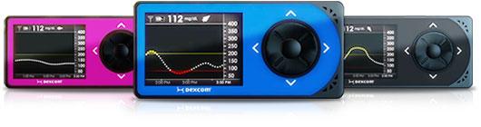 clinidiabet com > news 2014 > Dexcom share's remote